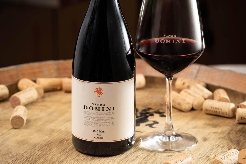 Roma Doc Rosso Vinea Domini